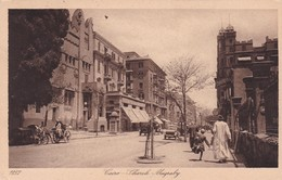 CAIRO,EGYPT OLD POSTCARD (C586) - Caïro