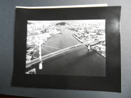 8d)  GIAPPONE JAPAN PONTE SUEHIRO COSTRUZIONE PONTE STRALLATO COSTRUTTORE NIPPON KOKAN KAVASAKI HEAVY INDUSTRIES - Places