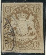 Allemagne, Bavière, N° 18 Oblitéré - Bavière