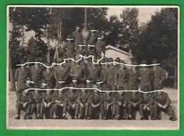 Alpini Foto Di Gruppo Anni '60 BTG Julia Truppa E Ufficiali - War, Military