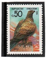 Kyrgyzstan.1992 Eagle. 1v: O.50 Michel # 2 - Kyrgyzstan