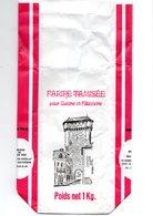 Sac De Farine (vide) Dessin Porte Saint Jean La Souterraine Creuse - Autres Collections