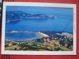 Piran Strunjan / Pirano Strugnano: Panorama / Bucht - Slovénie
