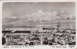 HAIFA,ISRAEL OLD POSTCARD (C600) - Israel