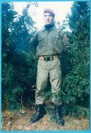 KOSOVO LIBERATION ARMY - WAR FOR INDEPENDENCE - Ushtria Çlirimtare E Kosovës (UCK) Kosova Prishtina Albania Orig. Photo - Army & War