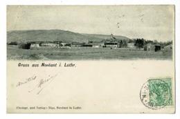 Gruss Aus Novéant I. Lothr - Vue Générale - Circulé 1905 - Frankreich