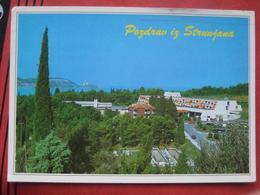 Piran Strunjan / Pirano Strugnano: Hotel - Slovénie
