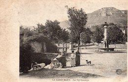 48 Lozère : La Canourgue Le Pré Commun - France