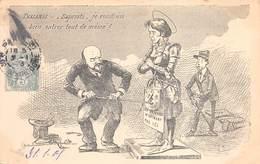 """Politique- THALAMAS-"""" Sapristi, Je Voudrais Bien Entrer Tout De Même!"""" La Jeanne D'Arc - Satiriques"""