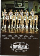 USA Basketball Team 1970. WC In Ljubljana. - Basket-ball