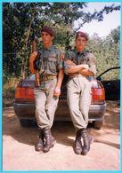 KOSOVO LIBERATION ARMY - WAR FOR INDEPENDENCE - Ushtria Çlirimtare E Kosovës (UCK) Kosova Prishtina Albania Orig. Photo - War, Military