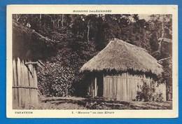 AQUATEUR - CASE KIVARO - MALOCCA - Equateur