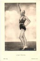 ** T1 Lilian Harvey, Anglo-German Actress And Singer, In Swimsuit. Ross Verlag 5958/2. - Ansichtskarten