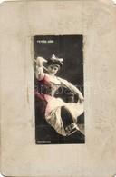 T2/T3 1910 Petráss Sári. Kossak Felvétele, Kiadja Schwarz J. (EK) - Ansichtskarten