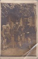 Photo De Militaires (1915) - War, Military