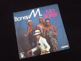 Vinyle 45 Tours  Boney M.  My Baker  (1977) - Vinyles