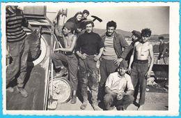 ORA PARACIN - NIS ( 1959.) - Serbia Ex Yugoslavia OMLADINSKA RADNA AKCIJA - Orig. Photo * Youth Labor Action Jugoslawien - War, Military