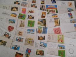 France Collection , 50 Lettres Moderne Que Des Timbres Commemoratifs - France