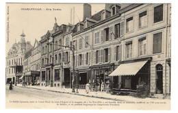 08 ARDENNES - CHARLEVILLE Rue Thiers - Charleville