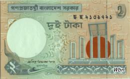 Bangladesh 2 Takas (P6Cf) 2003 -UNC- - Bangladesh