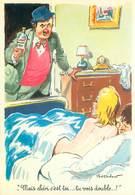Illustrateur Paul Ordner - Mais Cheri C' Est Toi   B 899 - Humour