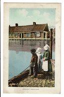 CPA - Carte Postale -Pays Bas - Volendam - Jeugdig -1909 S4973 - Volendam