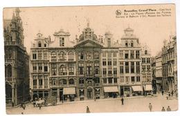 Brussel, Bruxelles, Grand Place (pk52904) - Places, Squares