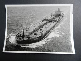 8d) NAVE CISTERNA PETROLIERA BRITA ONSTAD SVEZIA - Barche