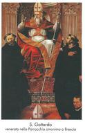 S. GOTTARDO - BRESCIA - M - PR - Mm. 75 X 120 - Religione & Esoterismo