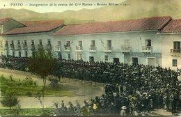COLOMBIE(PASTO) MILITAIRE - Colombie