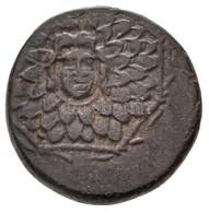 Pontosz / Amiszosz Kr. E. ~85-65. AE20 (7,8g) T:2,2- /  Pontus / Amisus ~85-65. BC AE20 'Aegis With Gorgon's Head / Nike - Coins & Banknotes