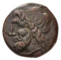 Szicília / Szürakuszai / II. Hierón Kr. E. 274-216. AE18 (6g) T:2- /  Sicily / Syracuse / Hiero II 274-216. BC AE18 (6g) - Coins & Banknotes