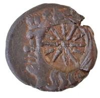 Tauriké / Pantikapaion Kr. E. IV. Század AE20 Ellenjegyezve Kr. E. ~304-250. Körül (4,85g) T:2- Ki. /  Taurica / Pantika - Coins & Banknotes
