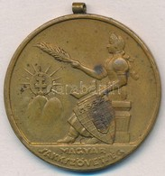 ~1940. 'Magyar Sakkszövetség / Magyar Sakkszövetség - Főtorna' Br Díjérem, Szalag Nélkül (40,5mm) T:1- Fo. - Coins & Banknotes