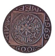 2009. '1969-2009 MÉE' Kitűző (20mm) T:1-,2 - Coins & Banknotes