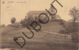 Postkaart - Carte Postale JAMOIGNE - Chiny L'Eglise Coté Nord (L48) - Chiny