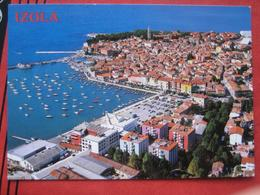 Izola / Isola D'Istria - Flugaufnahme - Slovénie