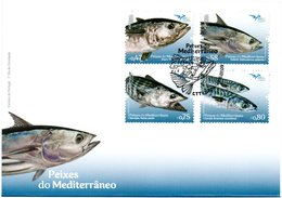 Portugal Euromed 2016 Fish FDC - FDC