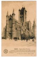 Gent, Gand Eglise Saint Nicolas (pk52909) - Gent