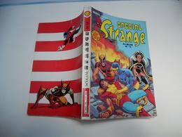 Special Strange Album N°14 Avec Les N° 40/41/42 Edition Lug Tbe - Spidey