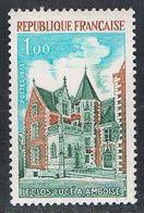 FRANCE : N° 1759 ** (Le Clos Lucé, à Amboise) - PRIX FIXE - - France