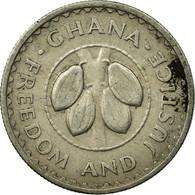 Monnaie, Ghana, 5 Pesewas, 1975, TTB, Copper-nickel, KM:15 - Ghana