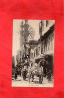 Carte Postale - EGYPTE - Une Rue Du CAIRE - Egypte