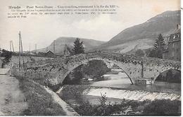 MENDE - ( 48 ) - Le Vieux Pont Notre-Dame - Mende