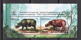 1996 - INDONESIA - Catg.. Mi. 1652/1653 - NH - (CW1822.9) - Indonesia