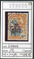 Ghana - Michel 12 - Oo Oblit. Used Gebruikt - - Ghana (1957-...)