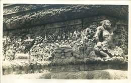 ASIE  CHINE (carte Photo Année 1930/40)  TEMPLE JAUNE - Chine