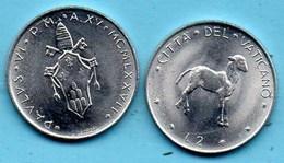 VATICAN  2 Lire 1977  KM#117 - Vatican