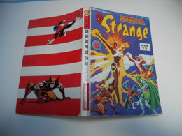 Album Relié Special Strange N° 13 (N° 37, 38 Et 39)  Edition Lug Tbe - Spidey