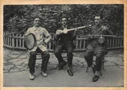 Azerbaijan - BAKU - Group Of Musicians. - Azerbaïjan